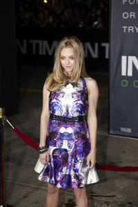 """In Time"" Premiere Amanda Seyfried10-20-2011 / Regency Village Theater / Westwood CA / Regency Pictures / Photo by Kevin Kozicki - Image 24126_0189"