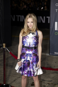 """In Time"" Premiere Amanda Seyfried10-20-2011 / Regency Village Theater / Westwood CA / Regency Pictures / Photo by Kevin Kozicki - Image 24126_0190"