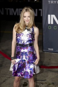 """In Time"" Premiere Amanda Seyfried10-20-2011 / Regency Village Theater / Westwood CA / Regency Pictures / Photo by Kevin Kozicki - Image 24126_0191"