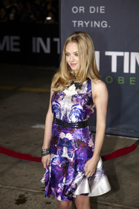 """In Time"" Premiere Amanda Seyfried10-20-2011 / Regency Village Theater / Westwood CA / Regency Pictures / Photo by Kevin Kozicki - Image 24126_0194"