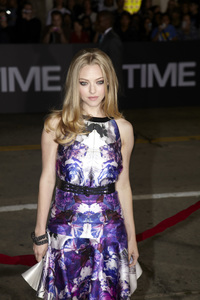 """In Time"" Premiere Amanda Seyfried10-20-2011 / Regency Village Theater / Westwood CA / Regency Pictures / Photo by Kevin Kozicki - Image 24126_0205"