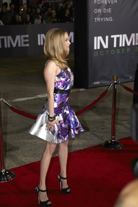 """In Time"" Premiere Amanda Seyfried10-20-2011 / Regency Village Theater / Westwood CA / Regency Pictures / Photo by Kevin Kozicki - Image 24126_0209"
