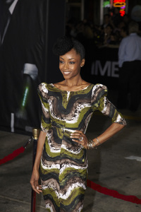 """In Time"" Premiere Yaya DaCosta10-20-2011 / Regency Village Theater / Westwood CA / Regency Pictures / Photo by Kevin Kozicki - Image 24126_0268"