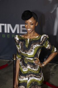 """In Time"" Premiere Yaya DaCosta10-20-2011 / Regency Village Theater / Westwood CA / Regency Pictures / Photo by Kevin Kozicki - Image 24126_0271"