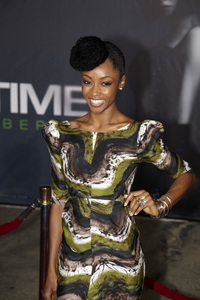"""In Time"" Premiere Yaya DaCosta10-20-2011 / Regency Village Theater / Westwood CA / Regency Pictures / Photo by Kevin Kozicki - Image 24126_0272"