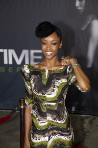 """In Time"" Premiere Yaya DaCosta10-20-2011 / Regency Village Theater / Westwood CA / Regency Pictures / Photo by Kevin Kozicki - Image 24126_0273"