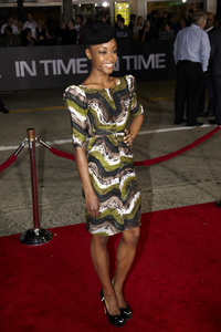 """In Time"" Premiere Yaya DaCosta10-20-2011 / Regency Village Theater / Westwood CA / Regency Pictures / Photo by Kevin Kozicki - Image 24126_0280"