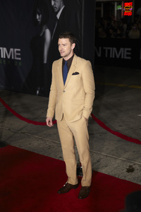 """""""In Time"""" Premiere Justin Timberlake10-20-2011 / Regency Village Theater / Westwood CA / Regency Pictures / Photo by Kevin Kozicki - Image 24126_0293"""