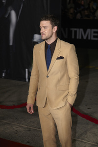 """""""In Time"""" Premiere Justin Timberlake10-20-2011 / Regency Village Theater / Westwood CA / Regency Pictures / Photo by Kevin Kozicki - Image 24126_0296"""