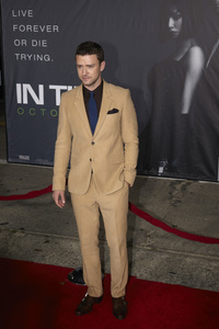 """""""In Time"""" Premiere Justin Timberlake10-20-2011 / Regency Village Theater / Westwood CA / Regency Pictures / Photo by Kevin Kozicki - Image 24126_0301"""