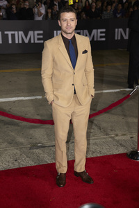 """""""In Time"""" Premiere Justin Timberlake10-20-2011 / Regency Village Theater / Westwood CA / Regency Pictures / Photo by Kevin Kozicki - Image 24126_0317"""