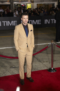 """""""In Time"""" Premiere Justin Timberlake10-20-2011 / Regency Village Theater / Westwood CA / Regency Pictures / Photo by Kevin Kozicki - Image 24126_0319"""