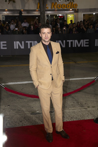 """""""In Time"""" Premiere Justin Timberlake10-20-2011 / Regency Village Theater / Westwood CA / Regency Pictures / Photo by Kevin Kozicki - Image 24126_0320"""