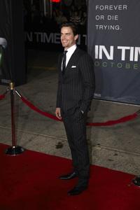 """In Time"" Premiere Matt Bomer10-20-2011 / Regency Village Theater / Westwood CA / Regency Pictures / Photo by Kevin Kozicki - Image 24126_0328"
