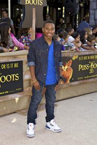 """Puss in Boots"" Premiere Carlon Jeffrey10-23-2011 / Regency Village Theater / Westwood CA / Dreamworks / Photo by Kristin Kirgan - Image 24128_0021"