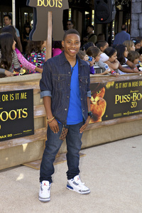 """Puss in Boots"" Premiere Carlon Jeffrey10-23-2011 / Regency Village Theater / Westwood CA / Dreamworks / Photo by Kristin Kirgan - Image 24128_0021"