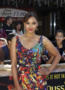 """""""Puss in Boots"""" Premiere Sharon Leal10-23-2011 / Regency Village Theater / Westwood CA / Dreamworks / Photo by Kristin Kirgan - Image 24128_0040"""