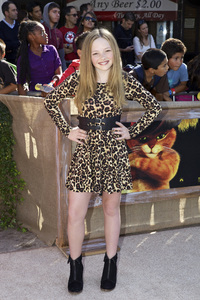 """Puss in Boots"" Premiere Natalie Alyn Lind10-23-2011 / Regency Village Theater / Westwood CA / Dreamworks / Photo by Kristin Kirgan - Image 24128_0049"