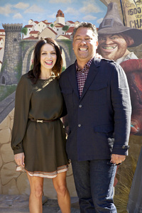 """Puss in Boots"" Premiere Latifa Ouaou, Joe M. Aguilar10-23-2011 / Regency Village Theater / Westwood CA / Dreamworks / Photo by Kristin Kirgan - Image 24128_0069"