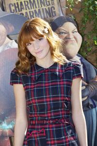 """Puss in Boots"" Premiere Bella Thorne10-23-2011 / Regency Village Theater / Westwood CA / Dreamworks / Photo by Kristin Kirgan - Image 24128_0079"