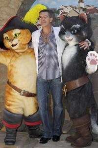 """Puss in Boots"" Premiere Antonio Banderas10-23-2011 / Regency Village Theater / Westwood CA / Dreamworks / Photo by Kristin Kirgan - Image 24128_0111"