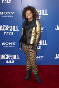 """""""Jack and Jill"""" Premiere Rachel Crow11-6-2011 / Regency Village Theater / Westwood CA / Sony Pictures / Photo by Kevin Kozicki - Image 24135_0020"""