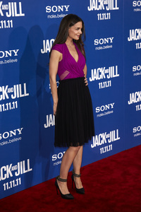 """Jack and Jill"" Premiere Katie Holmes11-6-2011 / Regency Village Theater / Westwood CA / Sony Pictures / Photo by Kevin Kozicki - Image 24135_0188"