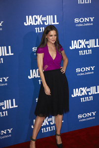 """""""Jack and Jill"""" Premiere Katie Holmes11-6-2011 / Regency Village Theater / Westwood CA / Sony Pictures / Photo by Kevin Kozicki - Image 24135_0191"""