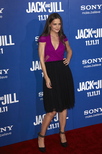 """""""Jack and Jill"""" Premiere Katie Holmes11-6-2011 / Regency Village Theater / Westwood CA / Sony Pictures / Photo by Kevin Kozicki - Image 24135_0192"""