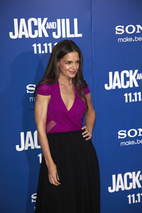 """""""Jack and Jill"""" Premiere Katie Holmes11-6-2011 / Regency Village Theater / Westwood CA / Sony Pictures / Photo by Kevin Kozicki - Image 24135_0193"""