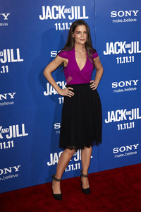 """Jack and Jill"" Premiere Katie Holmes11-6-2011 / Regency Village Theater / Westwood CA / Sony Pictures / Photo by Kevin Kozicki - Image 24135_0195"