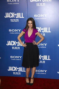 """Jack and Jill"" Premiere Katie Holmes11-6-2011 / Regency Village Theater / Westwood CA / Sony Pictures / Photo by Kevin Kozicki - Image 24135_0204"