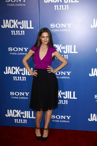 """""""Jack and Jill"""" Premiere Katie Holmes11-6-2011 / Regency Village Theater / Westwood CA / Sony Pictures / Photo by Kevin Kozicki - Image 24135_0205"""