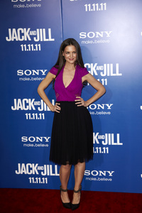 """Jack and Jill"" Premiere Katie Holmes11-6-2011 / Regency Village Theater / Westwood CA / Sony Pictures / Photo by Kevin Kozicki - Image 24135_0206"
