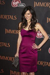 """Immortals"" Premiere Charlene Amoia11-7-2011 / Nokia Theater LA Live / Los Angeles CA / Relativity Media / Photo by Benny Haddad - Image 24136_0026"