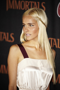 """Immortals"" Premiere Isabel Lucas11-7-2011 / Nokia Theater LA Live / Los Angeles CA / Relativity Media / Photo by Benny Haddad - Image 24136_0028"