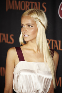 """Immortals"" Premiere Isabel Lucas11-7-2011 / Nokia Theater LA Live / Los Angeles CA / Relativity Media / Photo by Benny Haddad - Image 24136_0029"