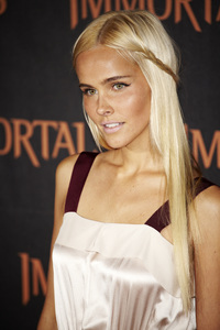 """Immortals"" Premiere Isabel Lucas11-7-2011 / Nokia Theater LA Live / Los Angeles CA / Relativity Media / Photo by Benny Haddad - Image 24136_0030"