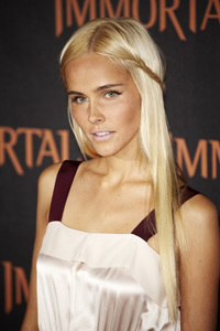 """Immortals"" Premiere Isabel Lucas11-7-2011 / Nokia Theater LA Live / Los Angeles CA / Relativity Media / Photo by Benny Haddad - Image 24136_0031"