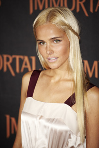 """Immortals"" Premiere Isabel Lucas11-7-2011 / Nokia Theater LA Live / Los Angeles CA / Relativity Media / Photo by Benny Haddad - Image 24136_0032"