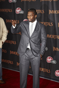 """Immortals"" Premiere 50 Cent11-7-2011 / Nokia Theater LA Live / Los Angeles CA / Relativity Media / Photo by Benny Haddad - Image 24136_0072"