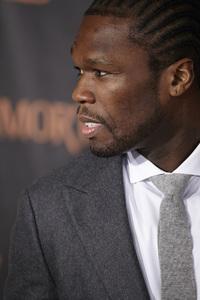 """Immortals"" Premiere 50 Cent11-7-2011 / Nokia Theater LA Live / Los Angeles CA / Relativity Media / Photo by Benny Haddad - Image 24136_0073"