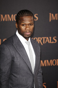 """Immortals"" Premiere 50 Cent11-7-2011 / Nokia Theater LA Live / Los Angeles CA / Relativity Media / Photo by Benny Haddad - Image 24136_0075"