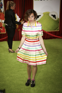 """""""The Muppets"""" Premiere Kristen Schaal11-12-2011 / El Capitan Theater / Hollywood CA / Walt Disney Pictures / Photo by Kevin Kozicki - Image 24138_0076"""