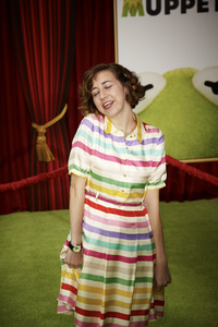 """""""The Muppets"""" Premiere Kristen Schaal11-12-2011 / El Capitan Theater / Hollywood CA / Walt Disney Pictures / Photo by Kevin Kozicki - Image 24138_0078"""