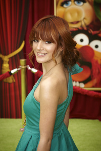 """The Muppets"" Premiere Bella Thorne11-12-2011 / El Capitan Theater / Hollywood CA / Walt Disney Pictures / Photo by Kevin Kozicki - Image 24138_0166"