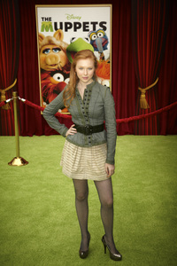 """The Muppets"" Premiere Molly C. Quinn11-12-2011 / El Capitan Theater / Hollywood CA / Walt Disney Pictures / Photo by Kevin Kozicki - Image 24138_0169"
