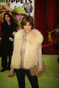 """The Muppets"" Premiere Lisa Rinna11-12-2011 / El Capitan Theater / Hollywood CA / Walt Disney Pictures / Photo by Kevin Kozicki - Image 24138_0175"
