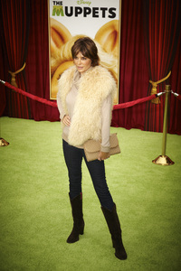 """The Muppets"" Premiere Lisa Rinna11-12-2011 / El Capitan Theater / Hollywood CA / Walt Disney Pictures / Photo by Kevin Kozicki - Image 24138_0176"