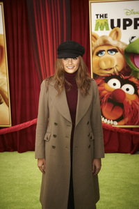 """The Muppets"" Premiere Stana Katic11-12-2011 / El Capitan Theater / Hollywood CA / Walt Disney Pictures / Photo by Kevin Kozicki - Image 24138_0202"